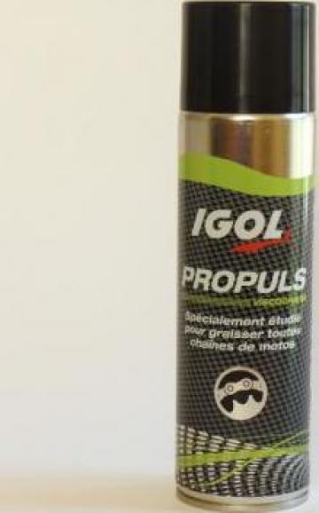 Spray lant pentru moto - Igol Viscochaine (500ml) de la Edy Impex 2003