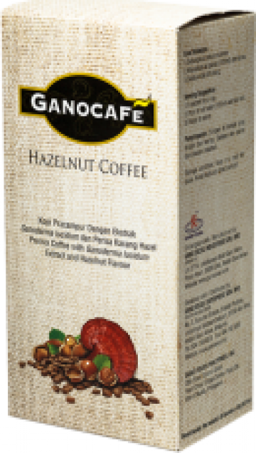 Cafea Gano Cafe (Hazelnut, Schokolade) de la