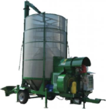 Uscator de cereale mobil SME-12