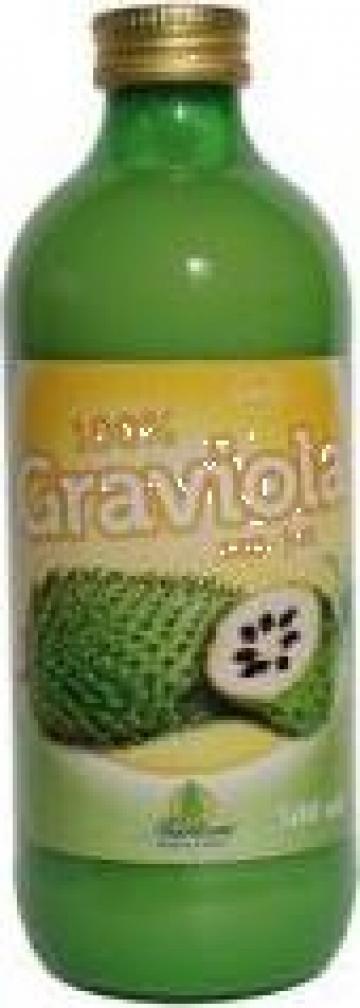 Suc/piure Graviola 500 ml de la PFA Florea Florin Robertino