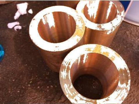 Bucsa bronz 100x70x125 de la Baza Tehnica Alfa Srl