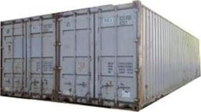 Containere maritime de depozitare Romania