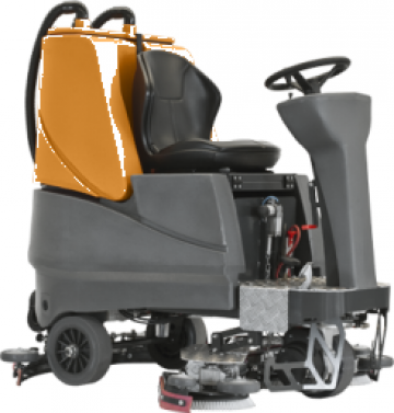 Masina de curatenie Grande Brio Ride On 115-1100 de la Tehnic Clean System