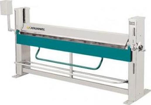 Abkant manual de la Jouanel Machine Tools Srl