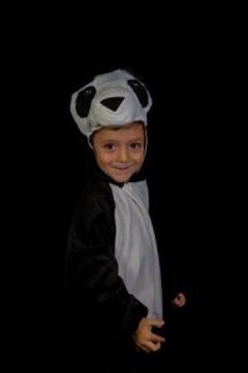 Inchiriere costum serbare copii Urs Panda 1512 de la Sabine Decor Shop Srl-d