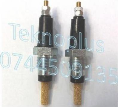 Perii colectoare pentru cuplaje in mediu ulei de la Teknoplus Srl