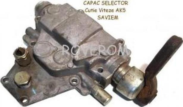 Capac selector cutie viteze AK5, Saviem de la Roverom Srl