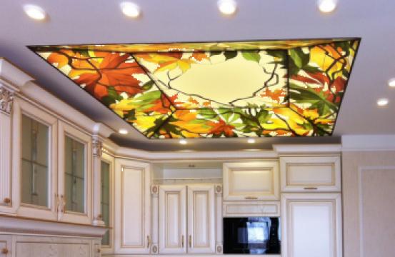 Tavane extensibile lucioase (oglinda) de la Sc Corsan Lux Srl