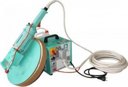 Masina de finisat pentru tencuieli si gleturi mecanizate de la Electrotools Srl