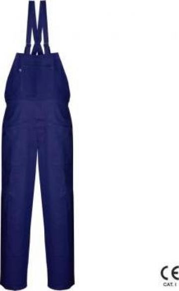 Pantaloni protectie 101 cu pieptar de la Vikmar Serv