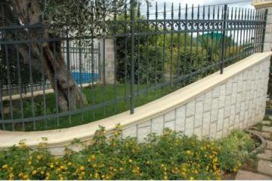 Gard confectie metalica Bucuresti si Ilfov de la Rollux Construct