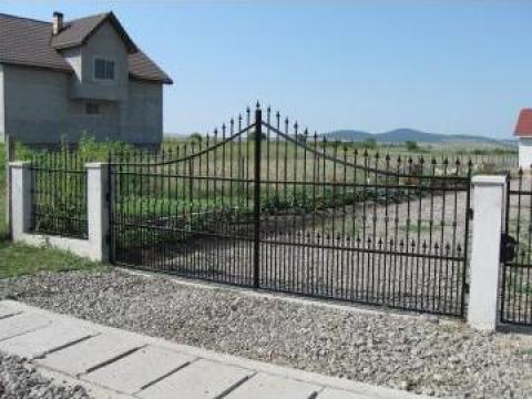Garduri si porti Bucuresti