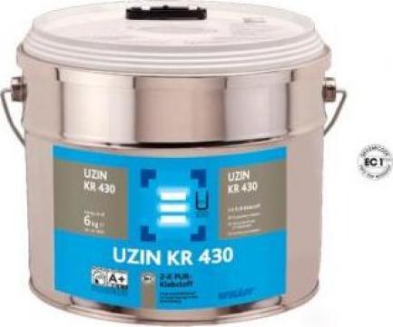 Adeziv poliuretanic bicomponent Uzin KR 430
