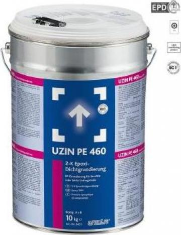 Amorsa bicomponenta izolanta epoxidica Uzin PE 460