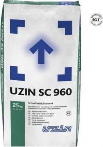Ciment rapid pentru sape de exterior Uzin SC 960 de la Alveco Montaj Srl