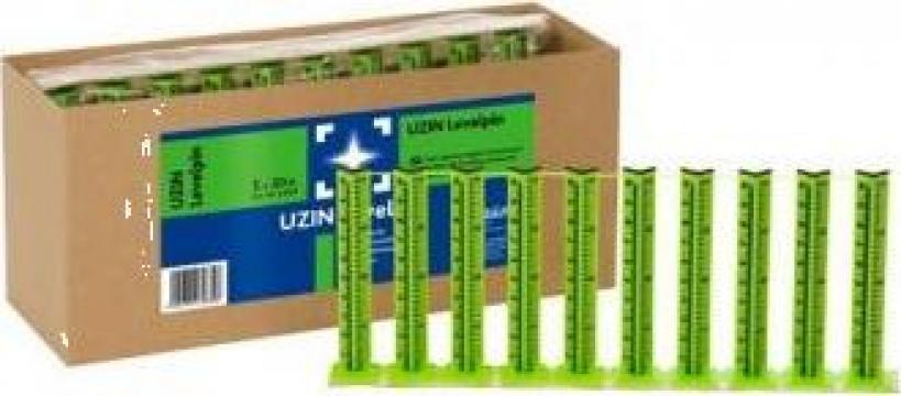 Markeri pentru masurarea inaltimii Uzin Levelpin de la Alveco Montaj Srl