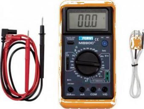 Multimetru digital T050 de la Gabcors Instruments Srl