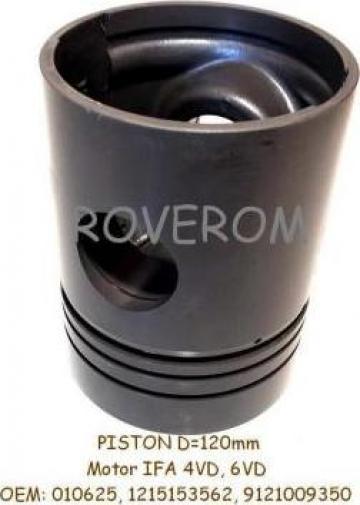 Piston D=120mm Motor Ifa 4VD, 6VD