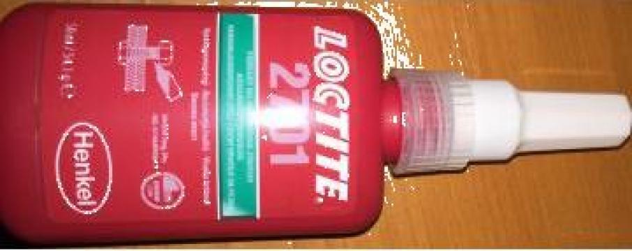 Adeziv Loctite 2701 - 50ml de la Baza Tehnica Alfa Srl