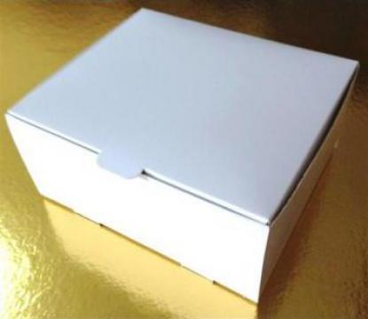 Cutii prajituri 15x19x8 cm