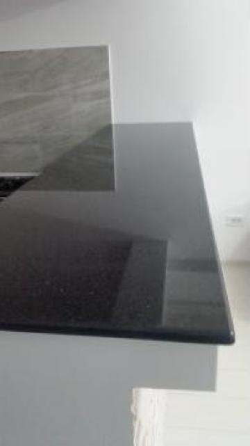 Blat din granit black galaxy de la Hexi Market Srl