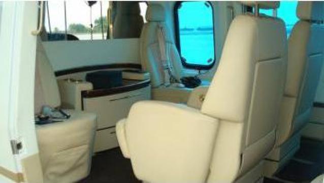 Inchiriere elicopter Bucuresti Tulcea 8 pasageri