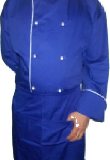 Uniforma chef pt. bucatarie de la Johnny Srl.