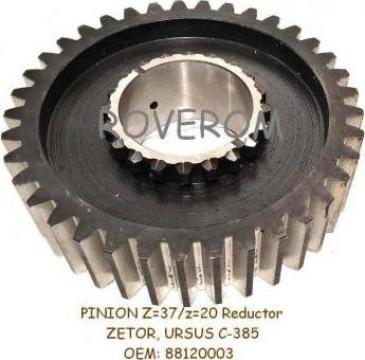 Pinion (Z37/z20) reductor tractor Zetor, Ursus C-385 de la Roverom Srl