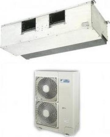 Unitate climatizare de tubulatura Seasonal Smart FDQ125C.IR de la Tin Lavir Serv Srl.