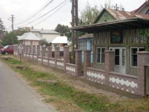 Gard din beton de la Prefabet Srl
