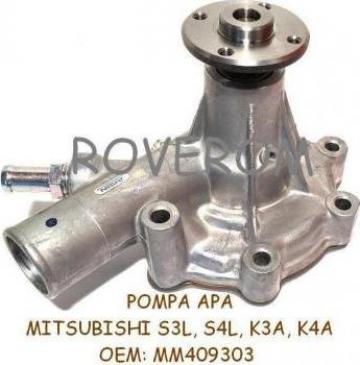 Pompa apa Mitsubishi S3L, S4L, K3A, K4A, K4N, Hanix, Volvo