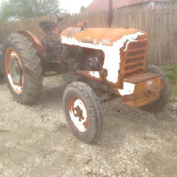 Tractor Fiat de la Cridysor Trans S.r.l.