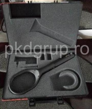 Detector de metal portabil Vallon NH5 de la Pkd Grup