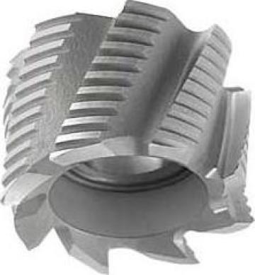 Freza cilindro-frontala pentru degrosare 0483-028 de la Nascom Invest