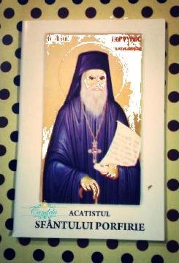 Carte, Acatistul Sfantului Porfirie