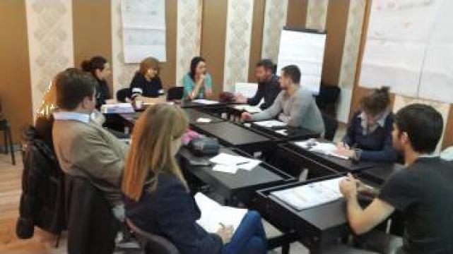 Curs instructor sportiv preparator formare de la Geea Investigatii Economice Srl