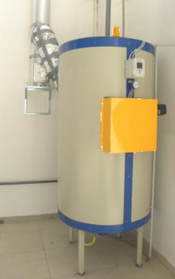 Instalatie tratare ape reziduale E-distil de la Instalatii De Vopsire Electrostatica Electroset Kovacs Pfa
