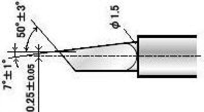 Cutit plotter Roland ZEC-U5025 de la Mozaik Consulting Srl