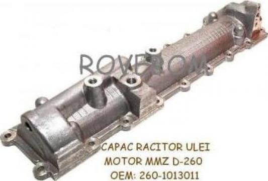 Capac racitor ulei motor MMZ D-260, Amkodor, MTZ