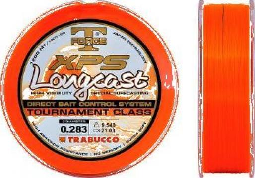 Fir pescuit Trabucco Fluo XPS LongCast 0,30-1200m