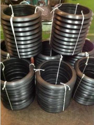 Inele cauciuc tub argon 230mm de la Sava Srl