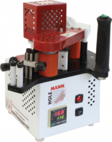 Masina manuala de aplicat cant abs de la Danibrum