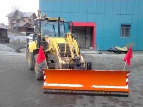 Lama zapada hidraulica buldoexcavator Fermec de la Sc Convar Imex Srl