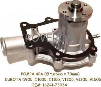 Pompa apa Carrier Maxima, motor CT491, Kubota V1505