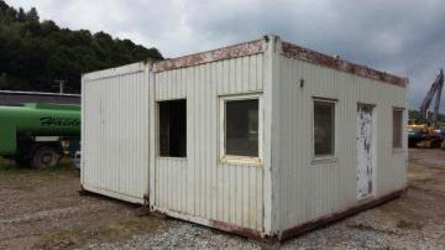 Container modular de la Tuscher & Milas Company Srl
