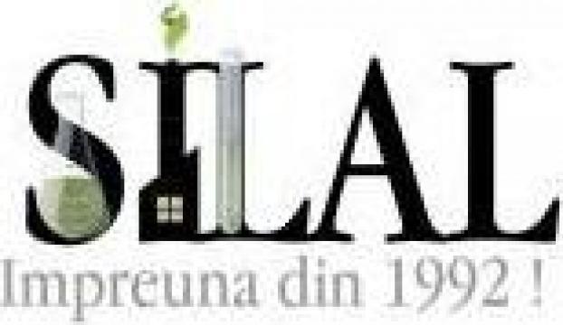 Apa oxigenata 50% de la Silal Trading Srl