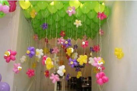 Baloane cu heliu de la Magic Angels