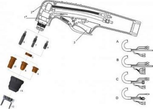 Consumabile taiere plasma compatibile Trafimet de la Plasmaserv Srl