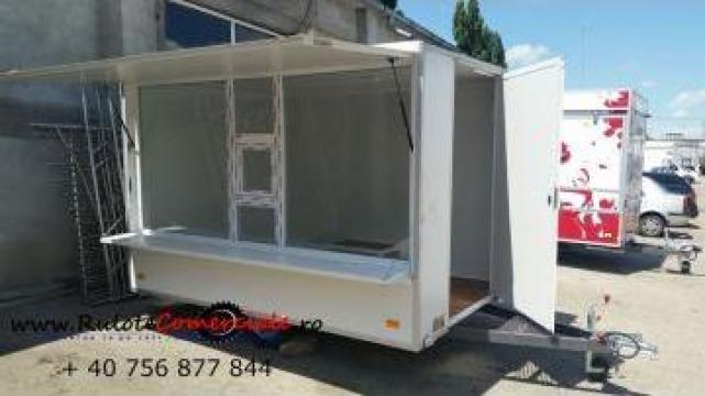 Rulote comerciale Clasic B VT2130 de la Avtoban Trailer Srl