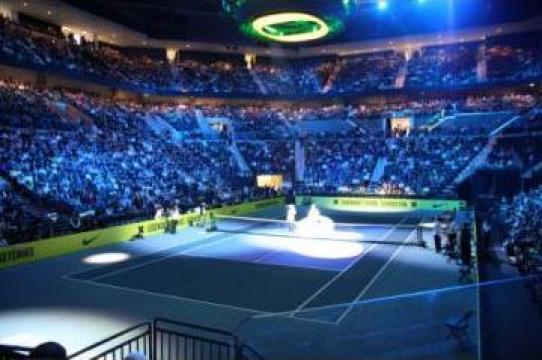 Podea teren tenis Roma de la Alveco Montaj Srl